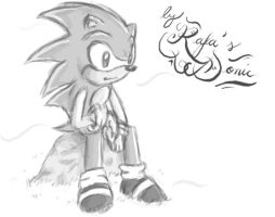 Only Sonic by rafasonic