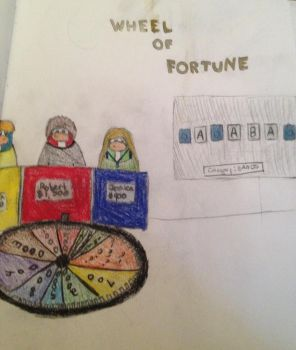 Request: Stomp On Wheel Of Fortune by oldpbfan21