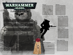 Warhammer 40k Imperial Guard Meme by Luckmann