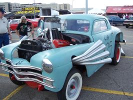 Funny car by DetroitDemigod