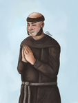 Brother Alvus by MadnessInMeadow