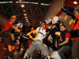 Team Fortress 2 and Keyblade by Haruhi85