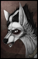 Sweeney Todd Wolf by Vongrell