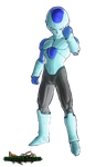 Frost (Dragon Ball Xenoverse 2) Render by DENDEROTTO