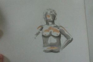Life Drawing 4 by TylerLloyd1992