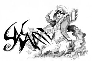 B-Girl by Sakalah
