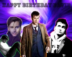 Happy birthday David Tennant by realtimelord