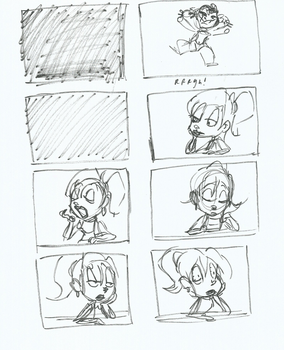 Storyboard pt 2 by Wooga