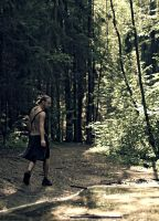 summer_forest by kefirux