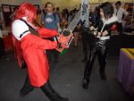grell vs squall by Dunva
