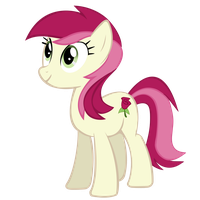 Roseluck Vector by DrFatalChunk