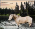 Troubadour - Stormie by Freedom-Falling