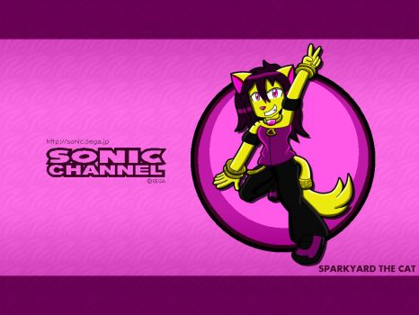 Sonic Channel Sparkyard 2.0 by ticenette
