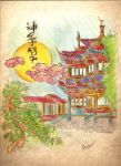 Chinese-House by MasterKenny