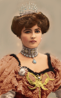 Miss Fannie  Ward~ Actress by RMS-OLYMPIC