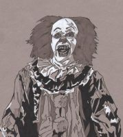 Pennywise by monstercola