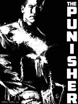 The Punisher by Ryleh-Mason