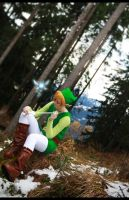 Zelda: Wind Waker - The Power Of Weather by Gwan-chan