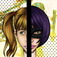 Mindy and hit girl by viral-lis