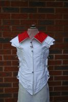 Assassins Creed Brotherhood Tunic WIP by Misikat