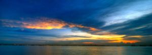 Another Panoramic Sunset by Shooter1970