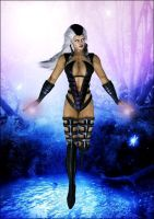 Sindel by Lady-Lili
