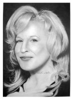 Bette Midler by marisakueh