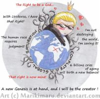 The Right To be A God by marikimaru