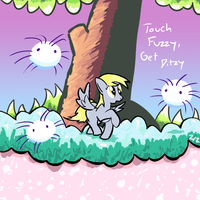 Touch Fuzzy, Get Ditzy by hlavco