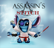 Assassin's Stitch by NeoseekerStitch
