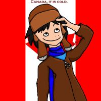 Canada it is cold by booper101