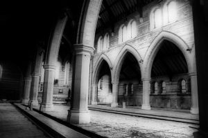 The Grand Chapel by baldrickthecunning