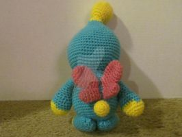 Normal Chao Crochet Back - Wife's Work by mca2008