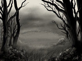 TDN 48-- Dead Forest by TheDailyNissan