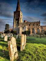 Bucken Church Cambridgeshire by davepphotographer
