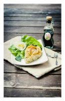old fashioned meal by hyouro
