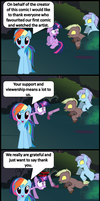 Beating a Dead Pony part II.v by bronybyexception