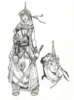 Cleric by ValeLuche