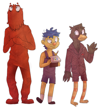 Puppets by WeHaveCandy