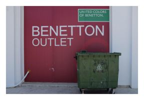 Benetton Outlet by wchild