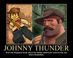 Johnny Thunder by Andrewnuva199