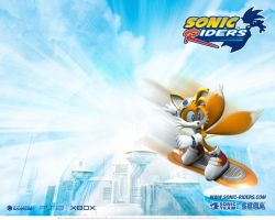 Sonic Riders :Tails: by KC7TheMusicMan