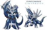 Pokeformer: Timecharge by Autobot-Windracer