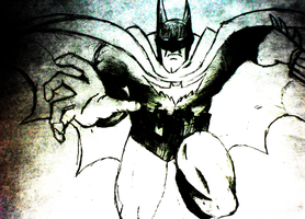 the batman by omegaproductions