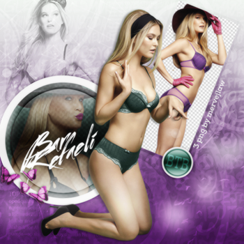 Bar Refaeli Png Pack by flawlessjlaw