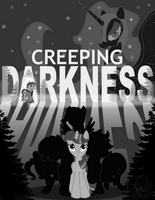 Creeping Darkness eReader by jlryan