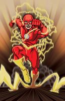 the Flash 2011 by thelearningcurv