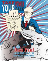Ron Paul Poster by runty97