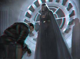 The Force Unleashed 3-D conversion by MVRamsey