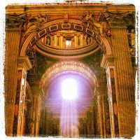 St. Peters Basilica by MaheZ
